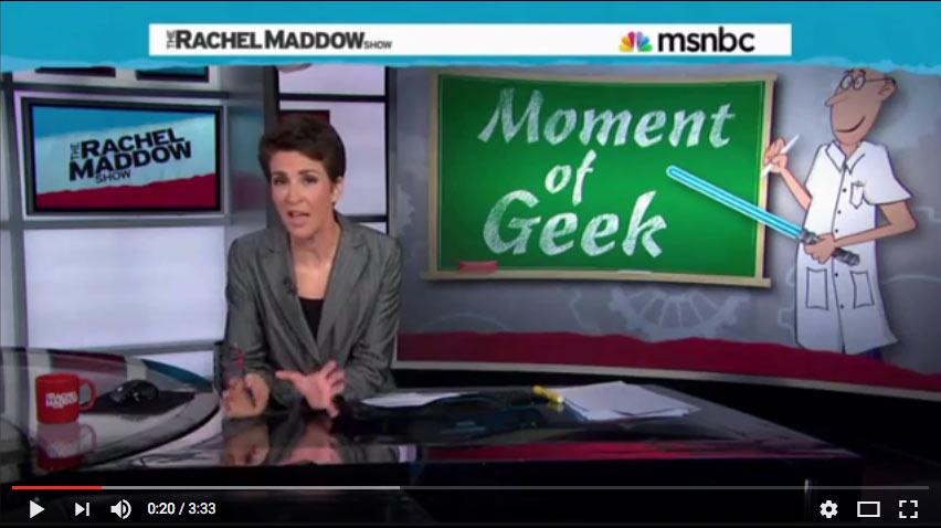 Rachel Maddow explains